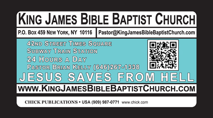 Our Tract Back